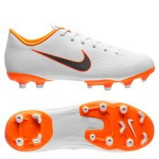 Nike Mercurial Vapor 12 Academy MG Just Do It - Vit/Orange Barn