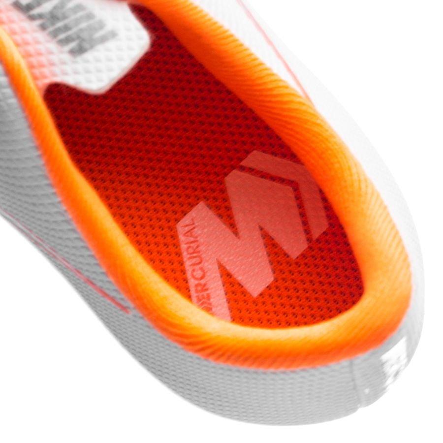 nike mercurial vapor 12 academy mg just do it - vit orange barn -  fotbollsskor 6383e84ae448f