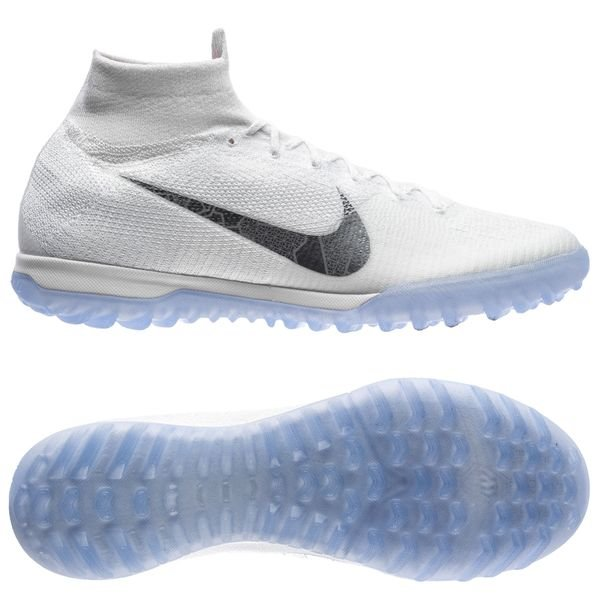 buy online 970a5 6a8fe Nike Mercurial SuperflyX 6 Elite TF Just Do It - White ...