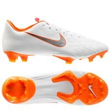Nike Mercurial Vapor 12 Pro FG Just Do It - Vit/Orange