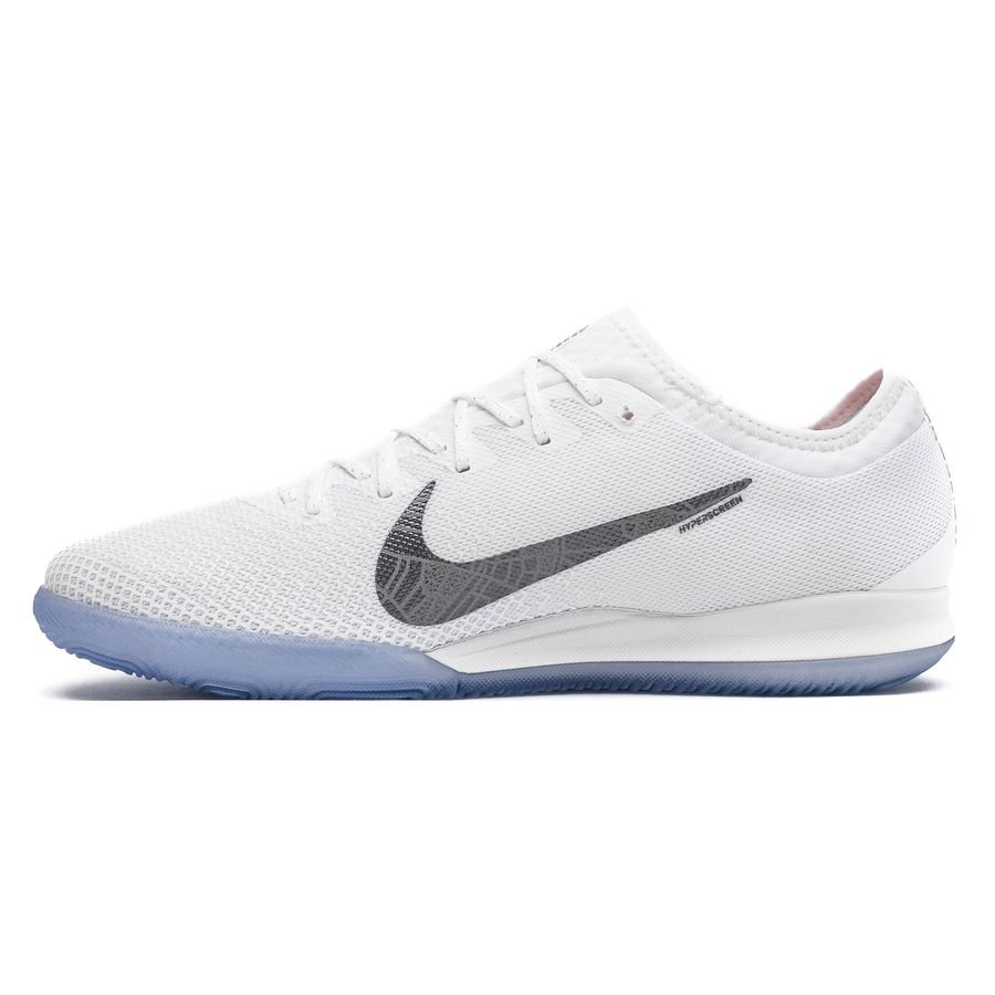 Nike VaporX 12 Pro IC WhiteMetallic Cool GreyTotal