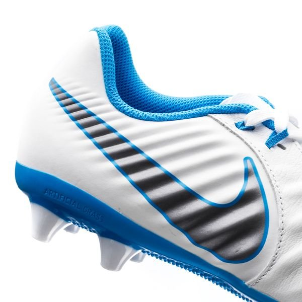 new products 96c97 269c2 Nike Tiempo Legend 7 Academy AG-PRO Just Do It - Hvid Blå