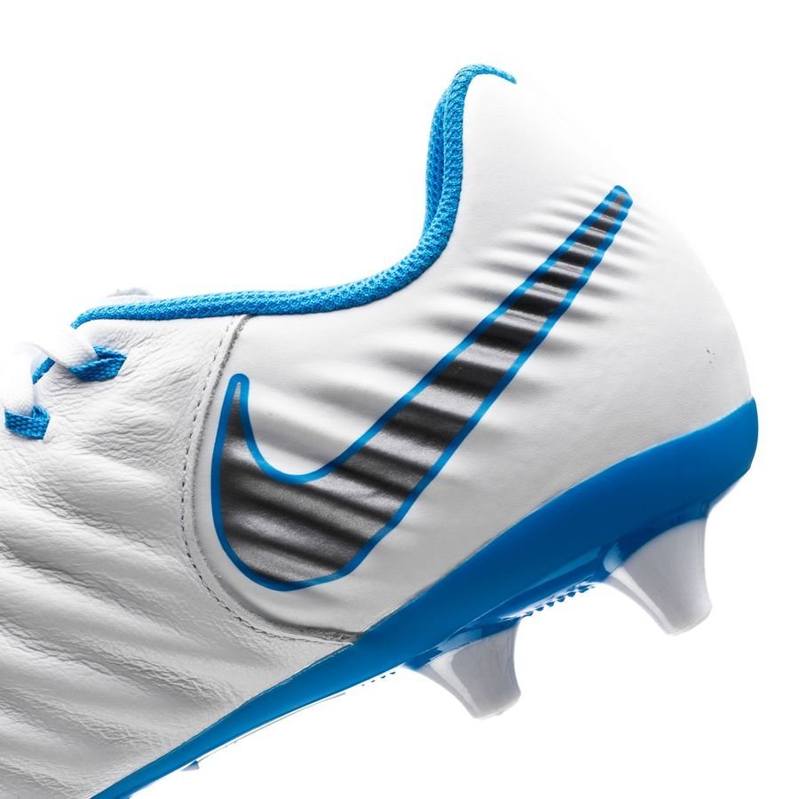 finest selection e54ec 86306 Nike Tiempo Legend 7 Academy AG-PRO Just Do It - Vit Blå    www.unisportstore.se