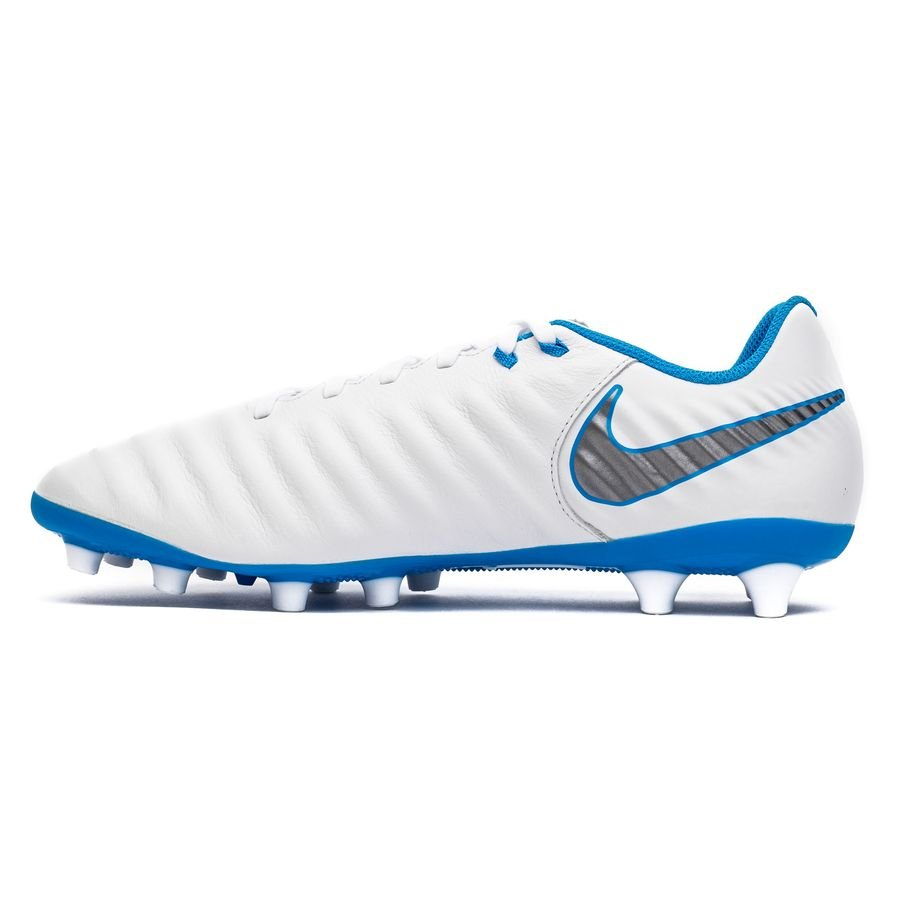 Nike Tiempo Légende 7 Academy Ag-pro Faire Juste - Wit / Blauw qRuXl0B