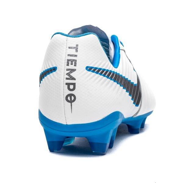 buy online 6af49 e3bfd Nike Tiempo Legend 7 Pro FG Just Do It - Hvid Blå
