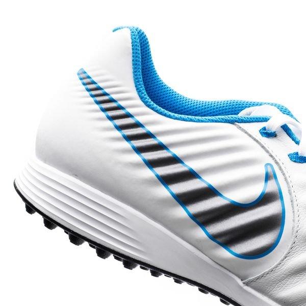 Nike Tiempo Legendx 7 Académie Tf Juste De Le Faire - Wit / Blauw aecsg6orc