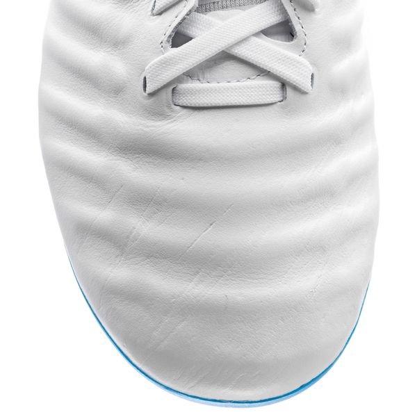 finest selection 25127 4555f Nike Tiempo Legend 7 Elite FG Just Do It - Vit Blå Barn