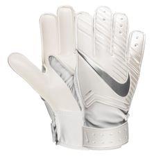 Nike Keepershandschoenen Match Just Do It - Wit/Chrome Kinderen