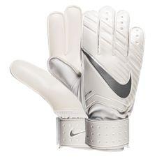 Image of   Nike Målmandshandske Match Just Do It - Hvid/Chrome