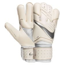 Image of   Nike Målmandshandske Vapor Grip 3 Just Do It - Hvid/Chrome