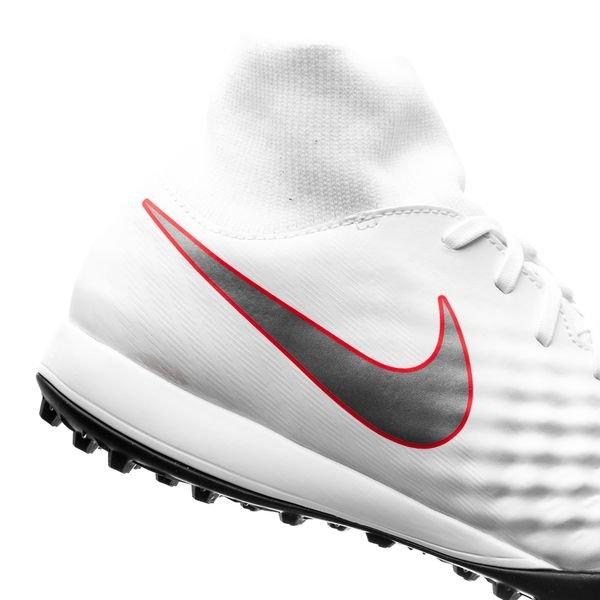 Nike Magista Obrax 2 Académie Df Tf Juste Le Faire - L'esprit / Rood Kinderen Vqt9zYjoQo