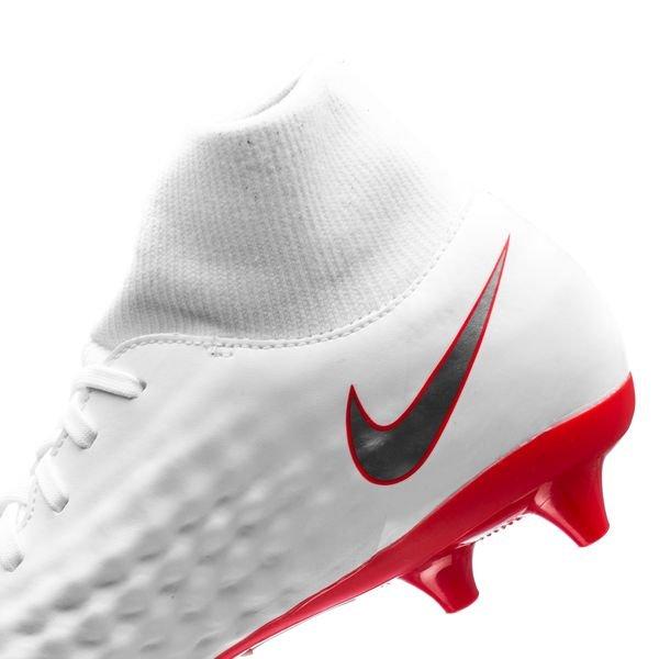 Nike Magista Obra 2 Académie Df Ag-pro Faire Juste - L'esprit / Rood M2Xv7