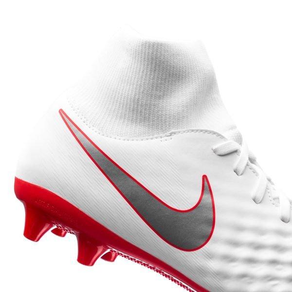 Nike Magista Obra 2 Académie Df Ag-pro Faire Juste - L'esprit / Rood 3ieYlw