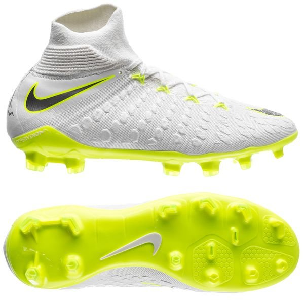 timeless design a599e 64d79 Nike Hypervenom Phantom 3 Elite DF FG Just Do It - White ...