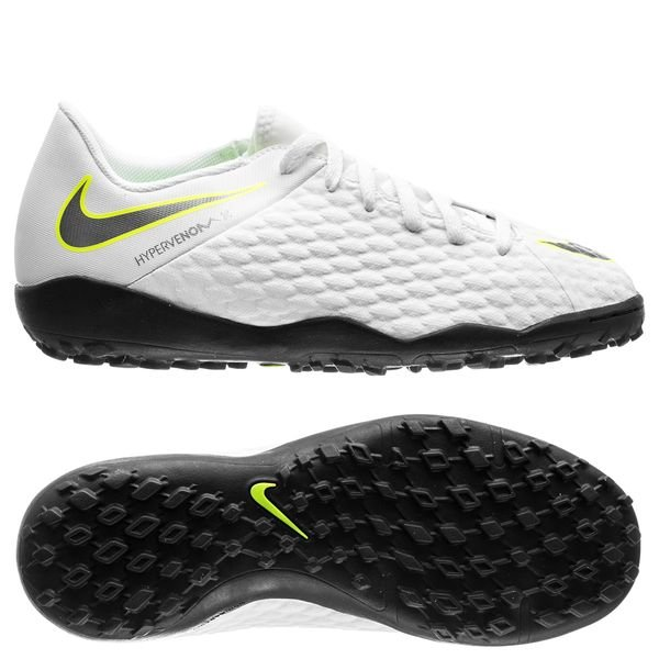 premium selection 13b14 4676a Nike Hypervenom PhantomX Academy 3 TF Just Do It - White ...