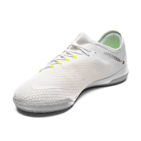 best service 018b7 45335 Nike Hypervenom Phantom 3 Pro Zoom IC Just Do It - White ...