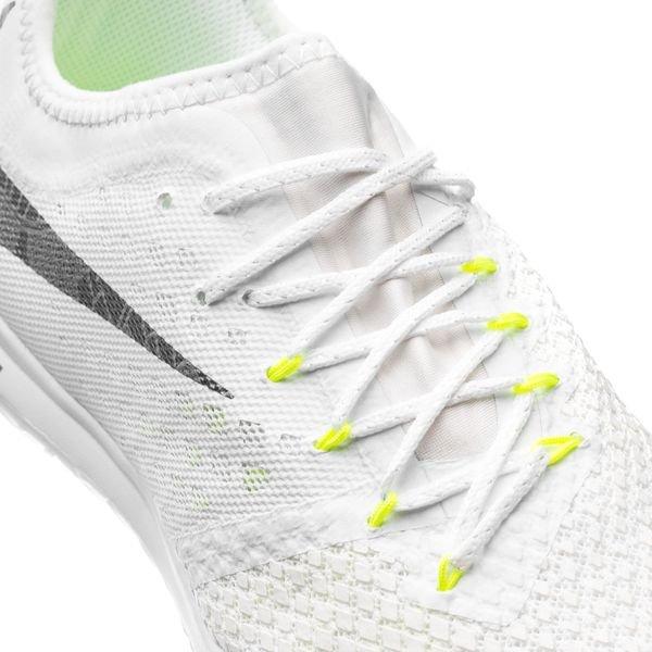 878e122f3e4 Nike Hypervenom Phantom 3 Pro Zoom IC Just Do It - White Metallic Cool Grey