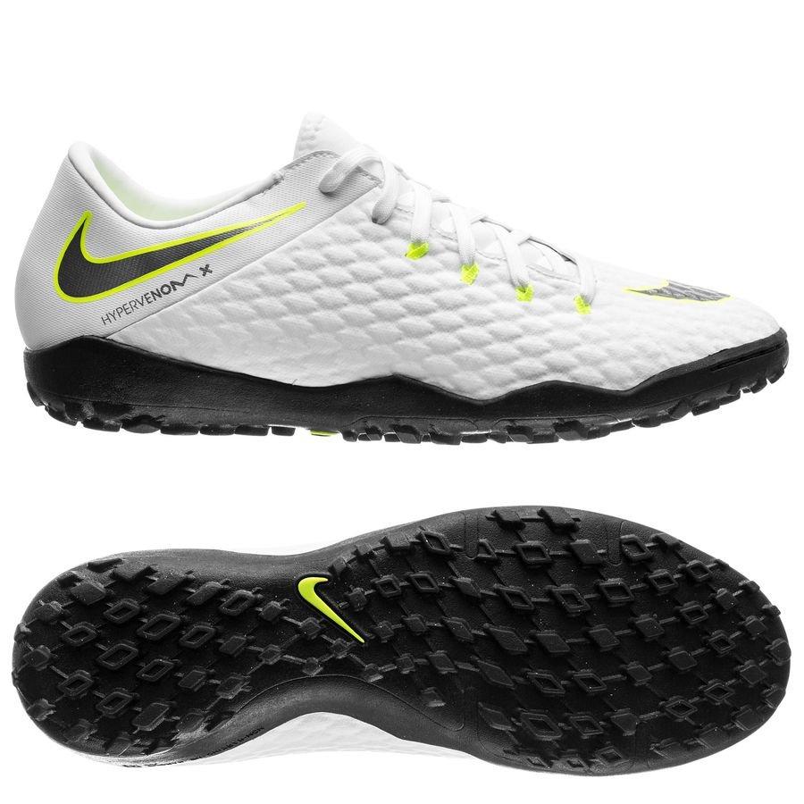 detailed pictures 64523 bb003 Nike Hypervenom PhantomX 3 Academy TF Just Do It - White ...
