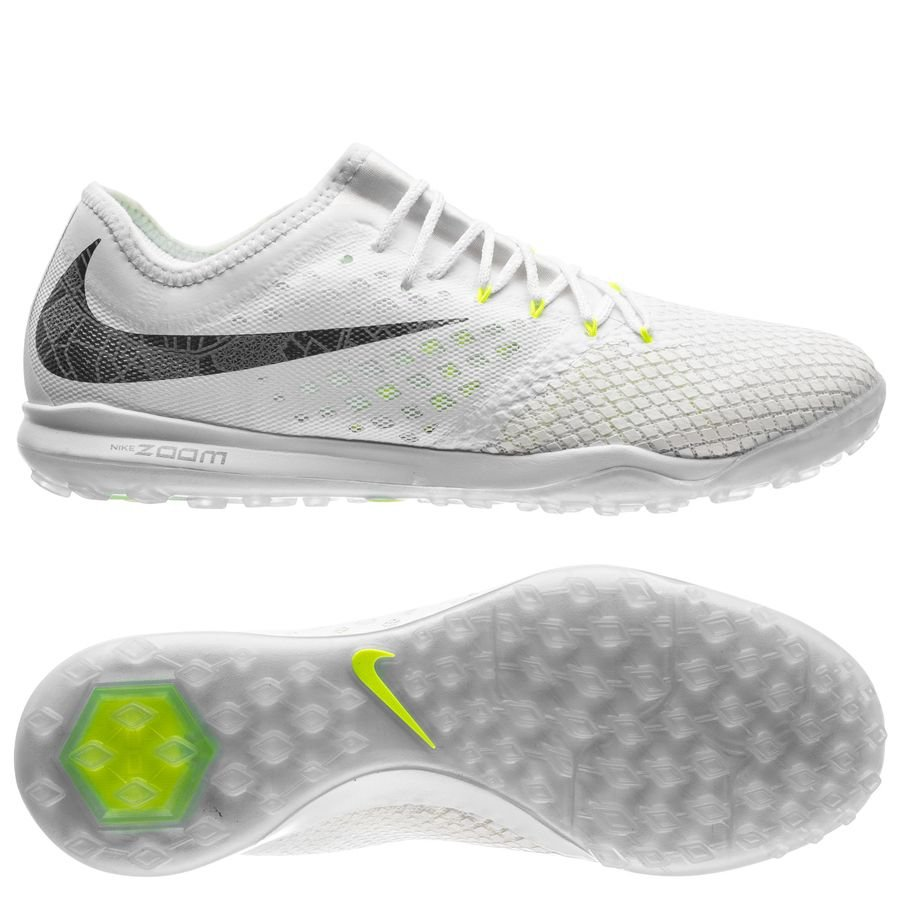 24d8a93a5 ... ireland nike hypervenom phantom 3 pro zoom tf just do it hvid neon  fodboldstøvler d6d05 1c338