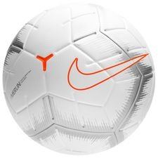 Nike Voetbal Merlin Just Do It - Wit/Chrome