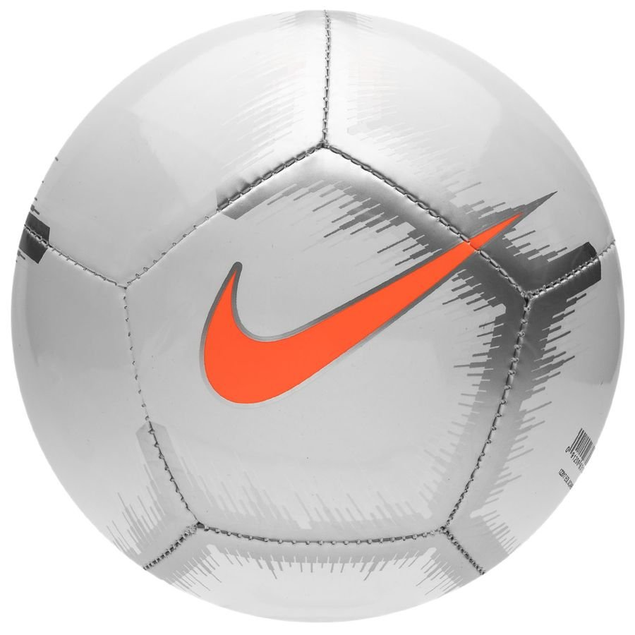 Nike Ballon Skills Just Do It - Blanc/Orange