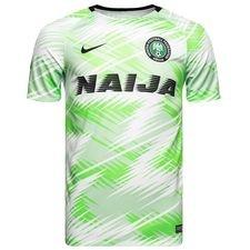 Nigeria Treenipaita Dry Squad GX 2.0 - Vihreä/Valkoinen