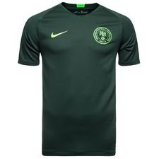Nigeria Maillot Extérieur 2018/19 Africa Cup of Nations 19