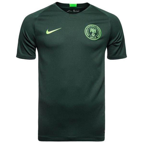 Maillot Nigeria Exterieur