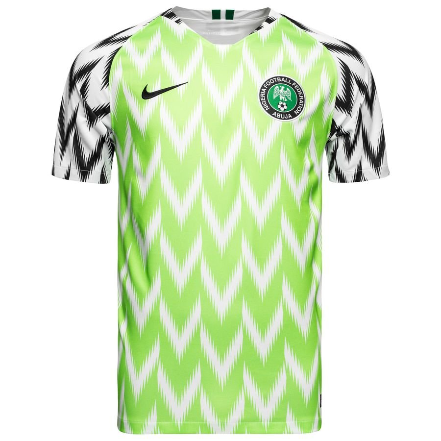 Nigeria Hjemmebanetrøje 2018/19