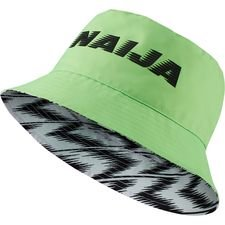 Nigeria Bucket Hat Dry - Vihreä/Musta