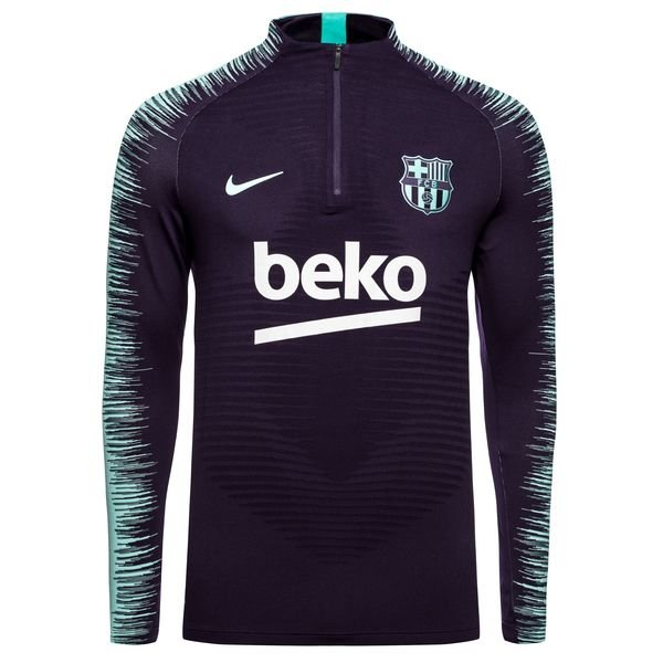 best authentic 479d5 48021 Barcelona Training Shirt Strike 2.0 VaporKnit - Purple ...