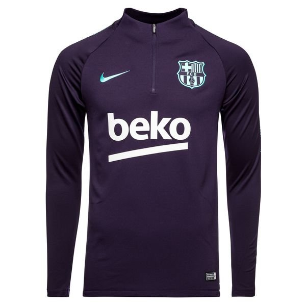 d8f1cf427 55.00 EUR. Price is incl. 19% VAT. Barcelona Training Shirt Dry Squad Drill  - Purple Dynasty Hyper Turquoise Kids