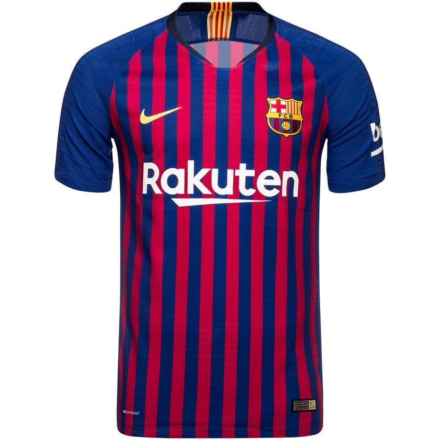 Barcelona Hjemmebanetrøje 2018/19 Vapor