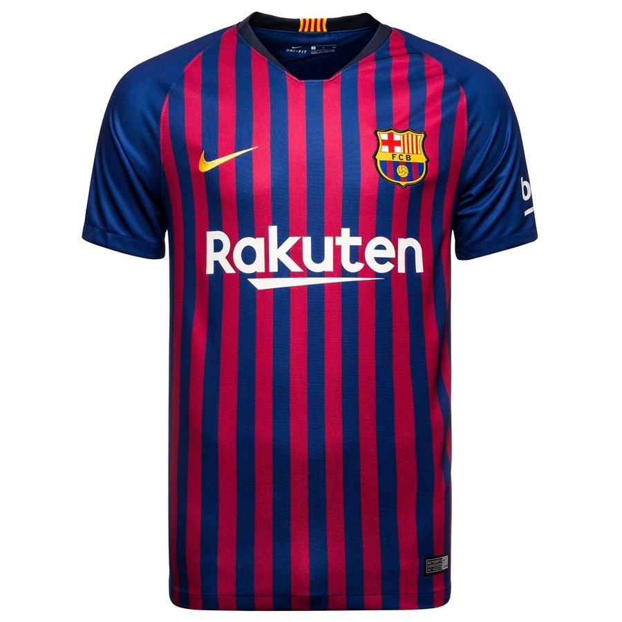 FC Barcelone Maillot Domicile 2018/19