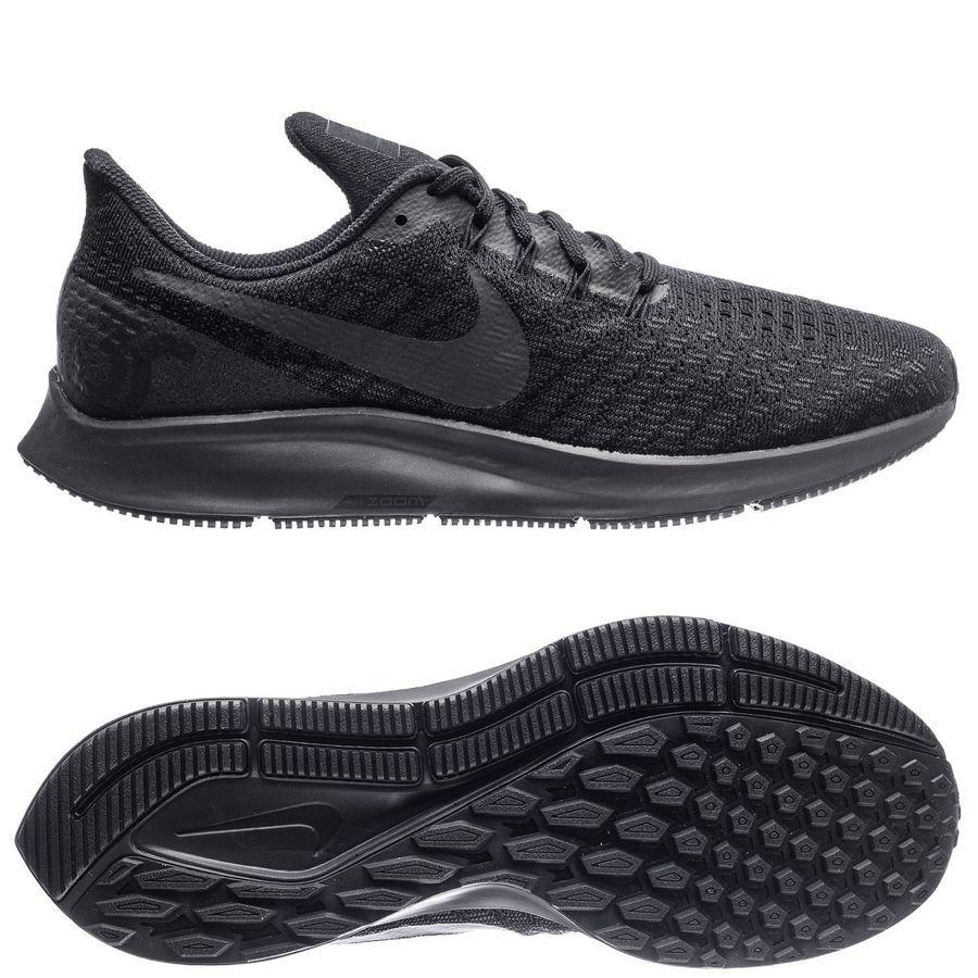 Nike Chaussures de Running Air Zoom Pegasus 35 - Noir/Gris