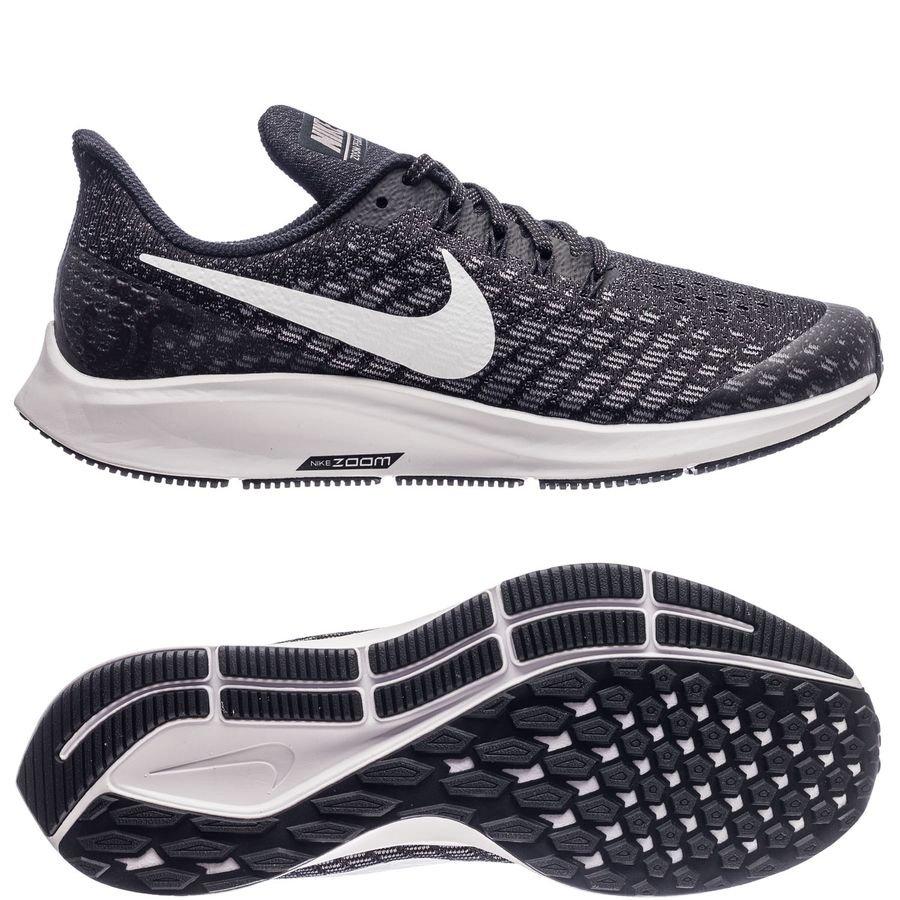 Nike Chaussures de Running Air Zoom Pegasus 35 - Noir/Blanc Enfant