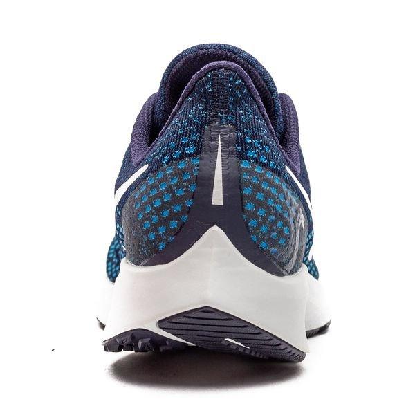 large choix de designs vraie qualité vente énorme Nike Chaussures de Running Air Zoom Pegasus 35 - Bleu/Blanc ...