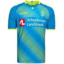 brondby if third shirt 2018 - football shirts