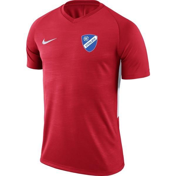 stenløse bk - udebanetrøje rød børn - fodboldtrøjer