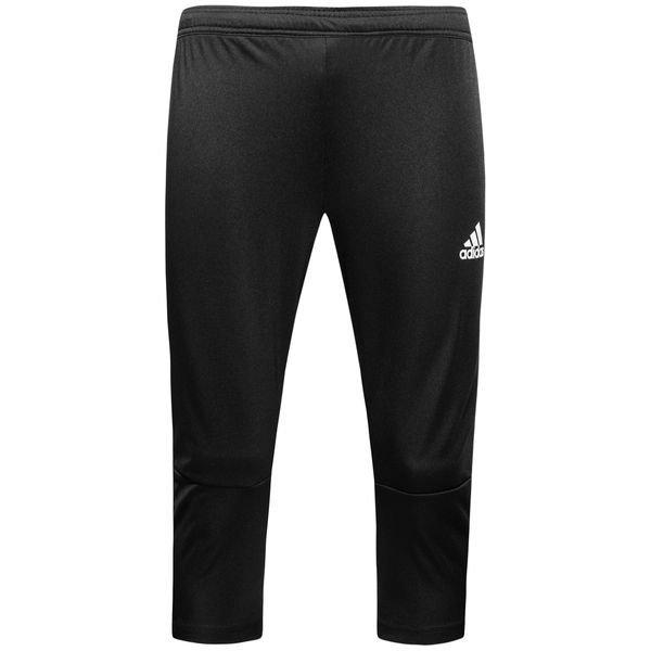 deportivo montecristo - træningsbukser 3/4 sort - træningsbukser