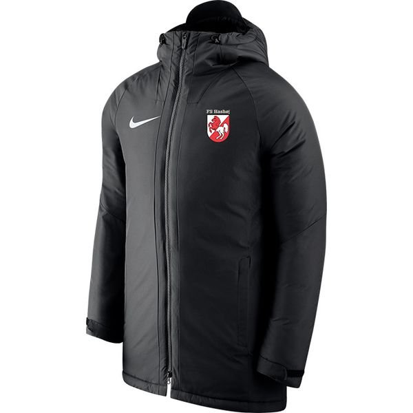 fs hashøj - vinterjakke sort - jakker