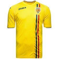 rumænien hjemmebanetrøje 2018/19 - fodboldtrøjer