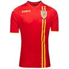 rumænien udebanetrøje 2018/19 - fodboldtrøjer
