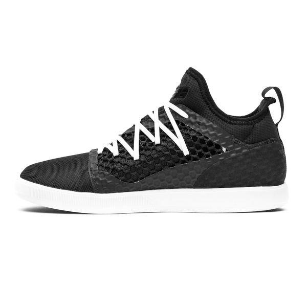365 Pumas Netfit Freestyle Lite - Zwart / Wit Édition Limitée xH72Ee6M
