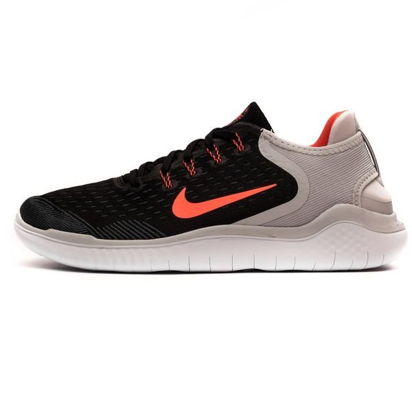 Nike Chaussures de Running Free RN 2018 Noir Orange www