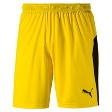 bispebjerg boldklub - målmandsshorts gul børn - fodboldshorts