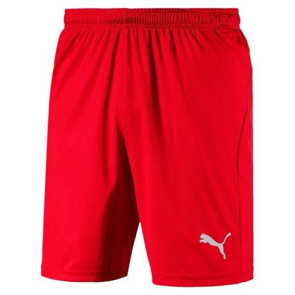 bispebjerg boldklub - udebaneshorts rød - træningsshorts