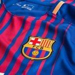 barcelona hjemmebanetrøje 2017/18 i. rakitic 4 - fodboldtrøjer