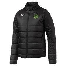 bispebjerg boldklub - vinterjakke sort - jakker