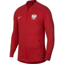 Polen Trainingsjas Anthem - Rood/Wit